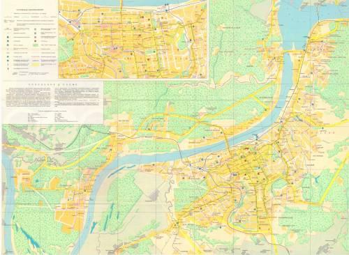 Re: Исторические автобусные маршруты города Перми.